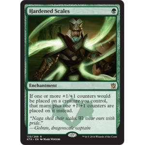 From Moden to Legacy - Human & Hardened scales HardenedScales