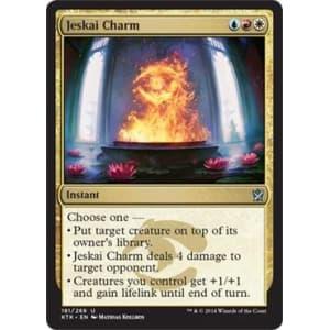 Jeskai Charm