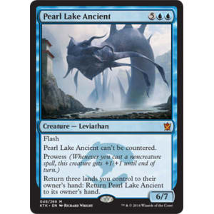 Pearl Lake Ancient