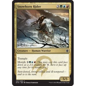 Snowhorn Rider
