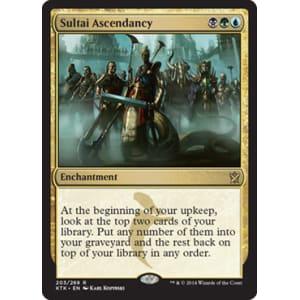Sultai Ascendancy