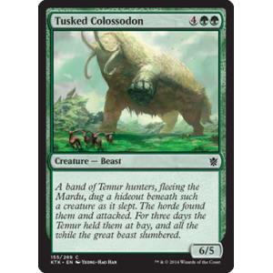 Tusked Colossodon