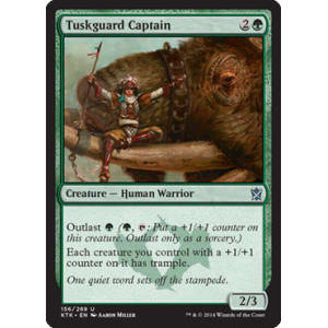 Tuskguard Captain