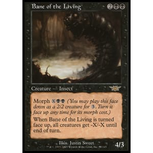 Bane of the Living