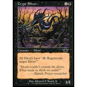 Crypt Sliver