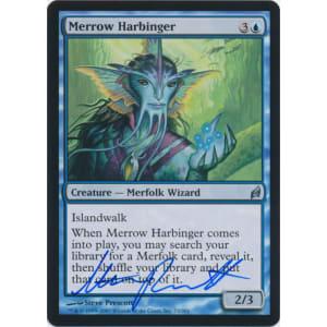 Merrow Harbinger Signed by Steve Prescott