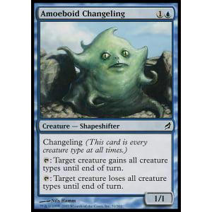 amoeboid changeling