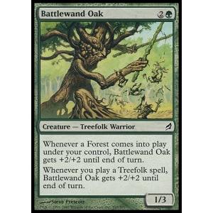 Battlewand Oak