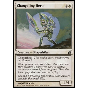 Changeling Hero
