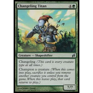 Changeling Titan