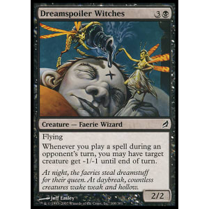 Dreamspoiler Witches