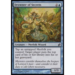 Drowner of Secrets