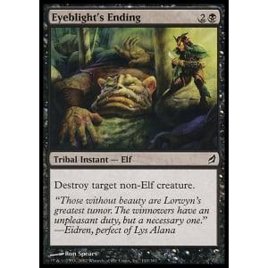 Eyeblight's Ending