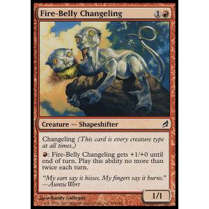 Fire-Belly Changeling