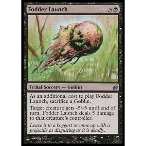Fodder Launch