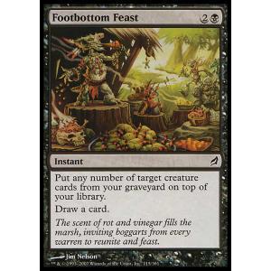 Footbottom Feast