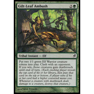 Gilt-Leaf Ambush