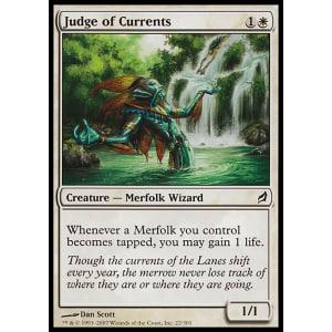 Judge of Currents