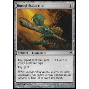 Runed Stalactite