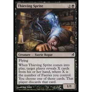 Thieving Sprite
