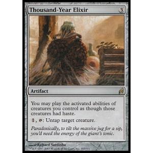 THOUSAND-YEAR ELIXIR Commander Anthology Magic MTG MINT CARD