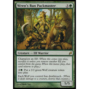 Wren's Run Packmaster