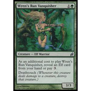 Wren's Run Vanquisher