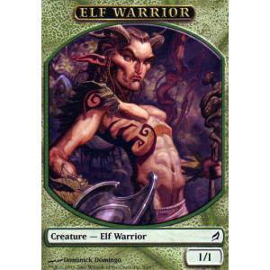 Elf Warrior (Token)