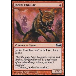 Jackal Familiar