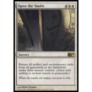Open the Vaults