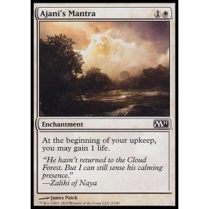 Ajani's Mantra