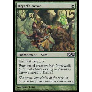 Dryad's Favor