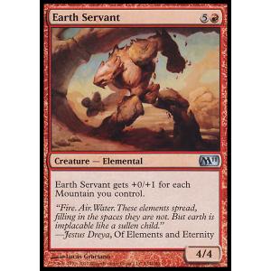 Earth Servant