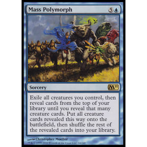 Mass Polymorph