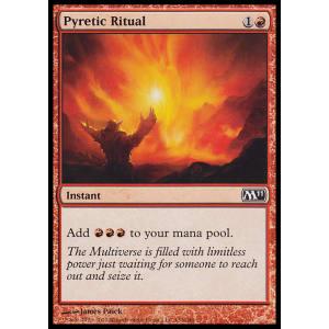 Pyretic Ritual