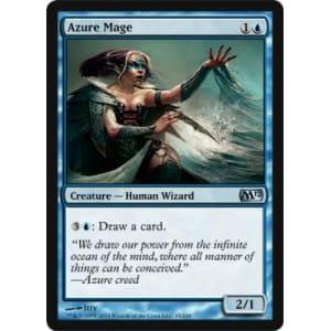 Azure Mage