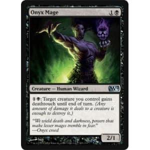 Onyx Mage