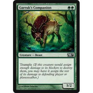 Garruk's Companion