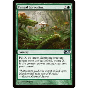 Fungal Sprouting