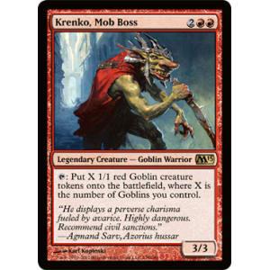 Krenko, Mob Boss