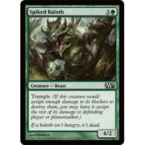 Spiked Baloth