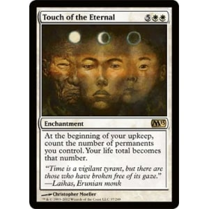 Touch of the Eternal