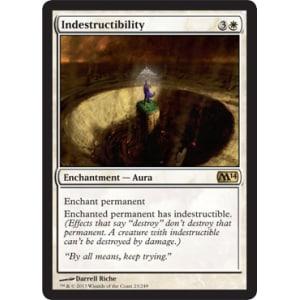 Indestructibility