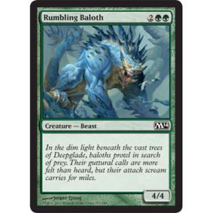 Rumbling Baloth