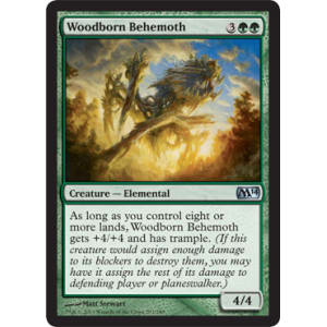 Woodborn Behemoth