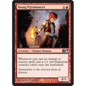Young Pyromancer
