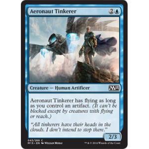 Aeronaut Tinkerer