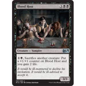 Blood Host
