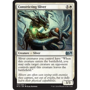 Constricting Sliver
