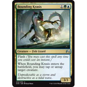 Bounding Krasis